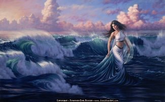 Asherah of the Sea
